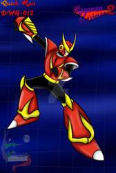 Quick Man from Megaman Maximos 2