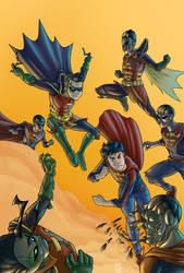 Super Sons by cruelmika