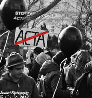 Anti-ACTA II 3 by Zouberi