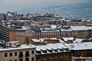 Budapest I by Zouberi