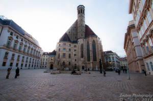 Minoritenkirche by Zouberi