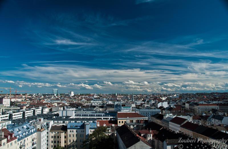 Vienna by Zouberi