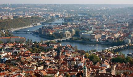 Prague I by Zouberi