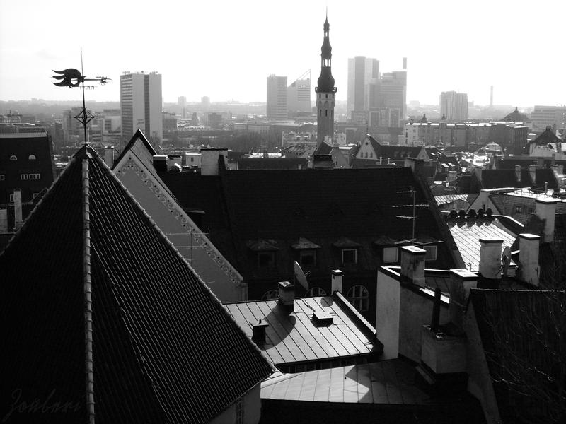 Tallinn by Zouberi