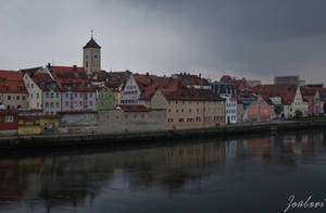 Regensburg by Zouberi