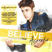 Justin-Bieber - Believe Acoustic by MeelaBosteritaa