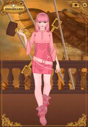 Steampunk Peebles by Mistywriter