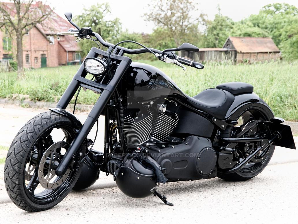 Harley by Deceptico