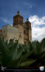 Sto Domingo Oaxaca2 by aladecuervo