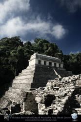 Palenque by aladecuervo