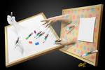 Quartet dry erase markers by aladecuervo