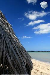 Playa Progreso Yucatan Mexico by aladecuervo