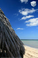Playa Progreso Yucatan Mexico by aladecuervo