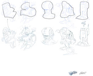 RoBotZ just for fun -wip- by aladecuervo
