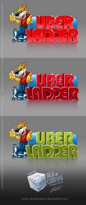 Unused logo for uberladder