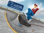 AZORIN skate 2011