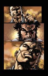 Dark Wolverine var Pag01 by aladecuervo