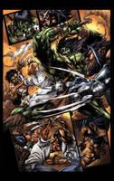 Dark Wolverine var Pag04 by aladecuervo