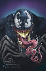 Venom! by aladecuervo