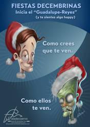 Fiestas de diciembre y