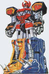 Power Rangers Seasons 1-3