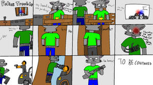 Old Comic by Agentauto45