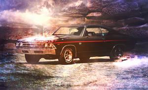 Chevrolet Chevelle by Broken-RagDoll