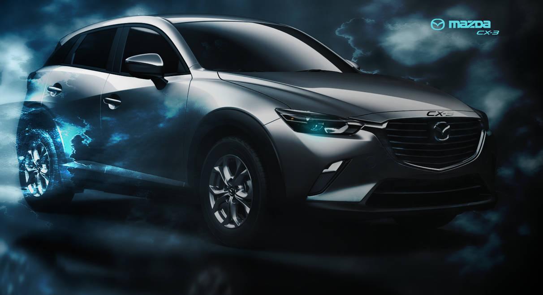 Mazda Cx3.1