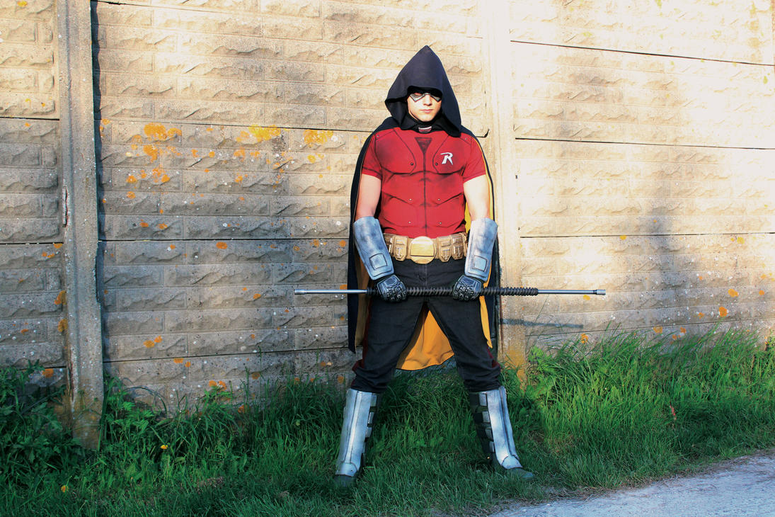 Ultimate Arkham City Robin Cosplay! -FINISHED-