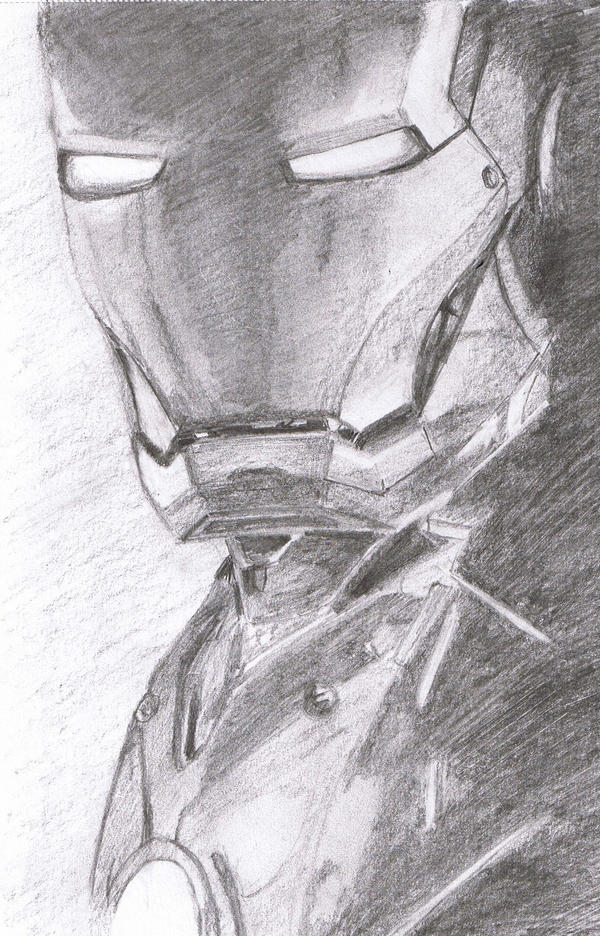 iron man by TheHuntsmansKeeper