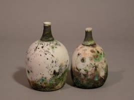 Stagger bottles