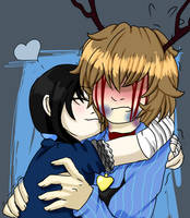 Closest Friend I Have by My-Senpai-Eren