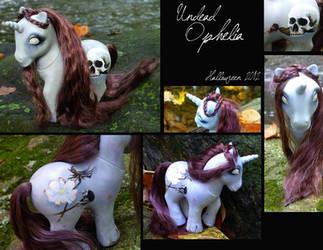 Undead Ophelia