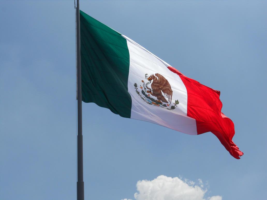 Bandera de mexico by avrilfan2213 on deviantart - Fotos banera ...