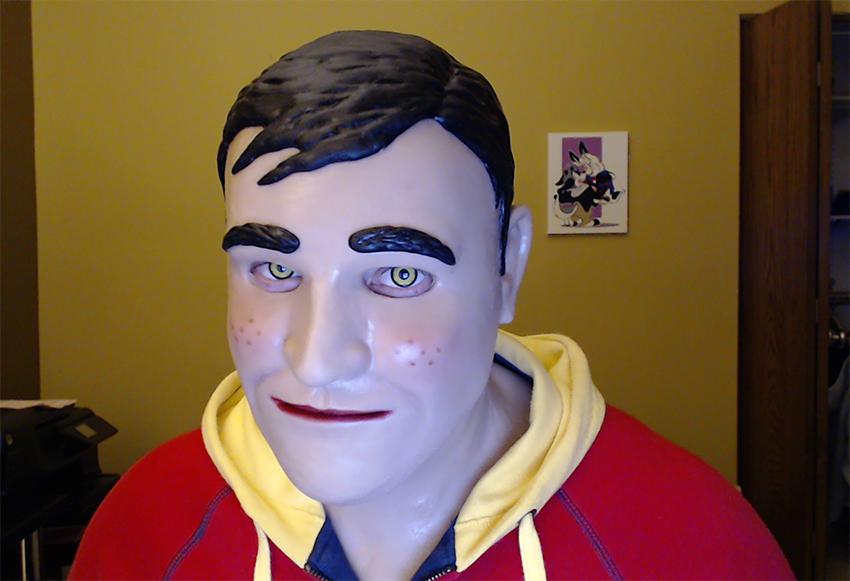 New eyes by maskedpup