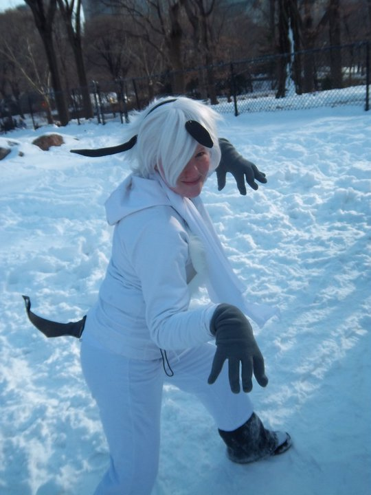 Absol Cosplay by xStage on deviantART