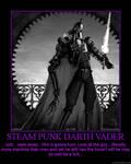 Steam Punk D. Vader