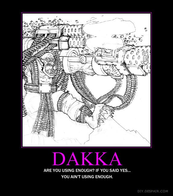 MWO Maximum Dakka!