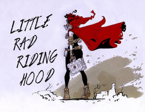 Little Rad Riding Hood