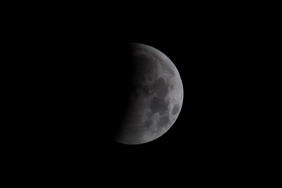 Lunar Eclipse by DmanLT21