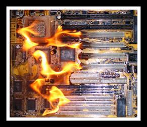 Fiery Death