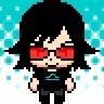 Pixel icon -Terezi- by Jany-chan17