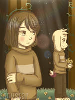 Forgive Me For This Asriel by Jany-chan17