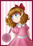 Paula -Earthbound-