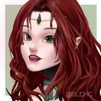 [C] Cute Elfa