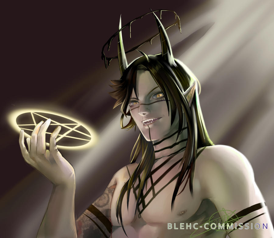 [C] Demon by BleHc
