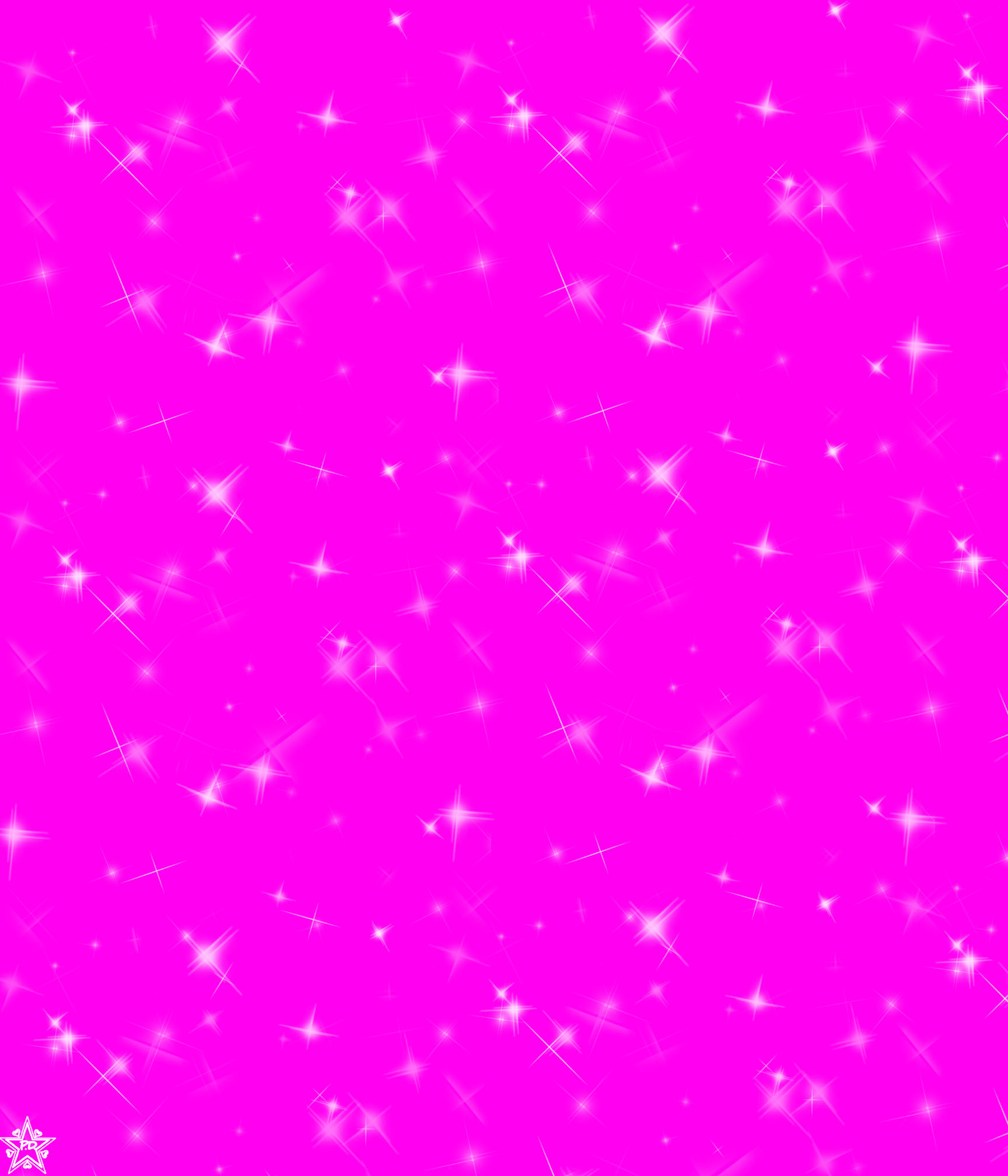 Hot pink neon background