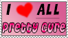 All Pretty Cure Stamp by Princessdawn755
