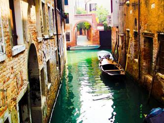 Hidden Venice by The666Stefan