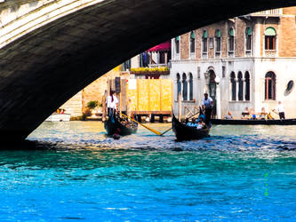 Just Venice by The666Stefan